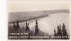 RP, Junction Of The North & South, Saskatchewan River & Prince Albert, 1920s-40s