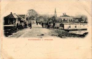 CPA APPINGEDAM Westerdraaibrug NETHERLANDS (706229)