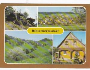 Germany Hinterhermsdorf Multi View