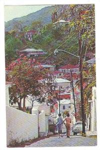 Along with its Beautiful Climate it's noted for its Hilly Streets, St. Thomas...