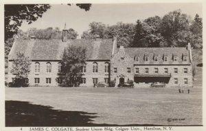 RP: HAMILTON , New York, 30-40s; Colgate University Student Union Bldg