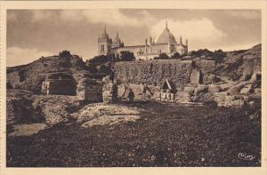 Tunisia Carthage Les Ruines de la Colline St-Louis