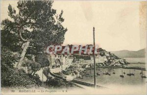 Old Postcard MARSEILLE - The Proph�te