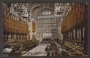 St Georges Chapel Windsor Castle Scene Of Harry & Meghan's Wedding