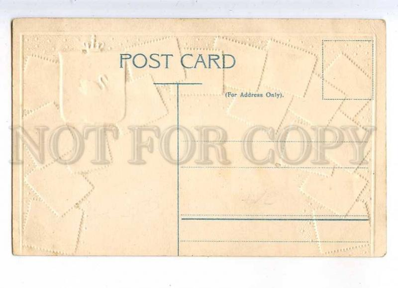 231911 WESTERN AUSTRALIA Coat of arms STAMPS embossed Zieher