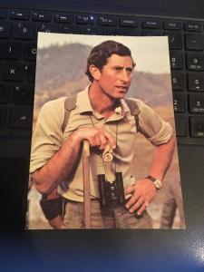 Vintage Postcard: Prince Charles,Prince of Wales