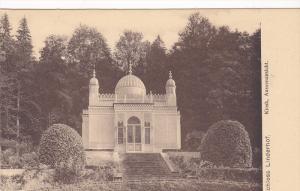 Schloss Linderhof, Kiosk, Aussenansicht, Germany, 1900-1910s