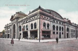 CANTON, Ohio, 1900-1910's; The Auditorium