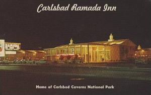 New Mexico Carlsbad Ramada Inn