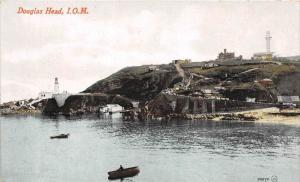 Isle of Man  Douglas Head with Lighthouse