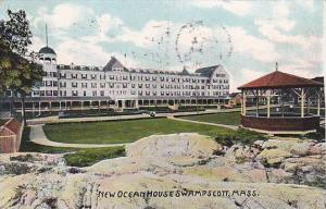 New Oceanhouse, Swampscott, Massachusetts,  PU-1910