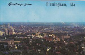 Birmingham , Alabama , 50-60s