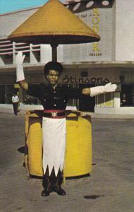 Traffic Policeman, FIJI, 40-60s