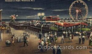 Playland, Wildwood NJ USA Wildwood, New Jersey Amusement Park Post Card Post ...