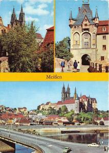 B40444 Meissen Dom und Albrechtsburg   germany