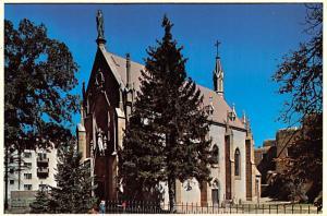 Loretto Chapel - Santa Fe, New Mexico