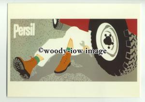 ad0371 - Persil - Persil Poster , Mechanic - Modern Advert Postcard