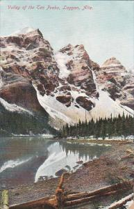 Valley of the Ten Peaks, LAGGAN, Alberta, Canada, 00-10s