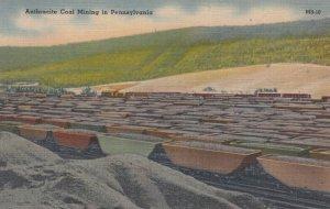 Anthracite Coal Mining in Pennsylvania , 1930-40s
