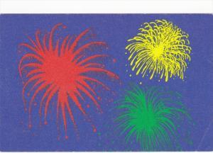 Fireworks, Celebrate Canada Day, 1950-60s
