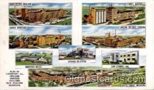 Kellogg Company Manufacturing Plants Advertising Post Card Post Card  Kellogg...