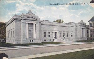 Historical Society Building Concord New Hampshire