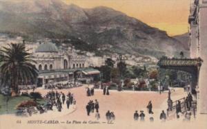 Monaco Monte Carlo La Place du Casino