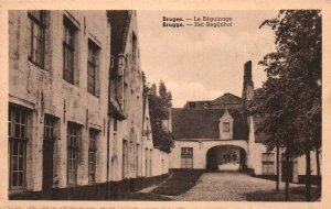 Le Beguinage,Brugges,Belgium BIN
