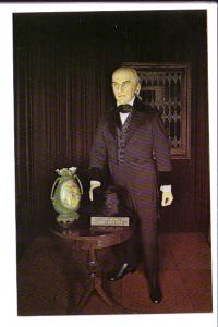 James Polk, Scene from Manifest Destiny, Hall of Presidents Wax Museum, Color...