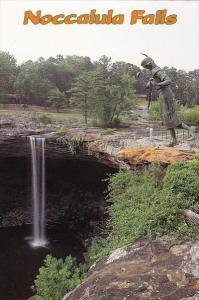 Noccalula Falls Park Gadsen Alabama