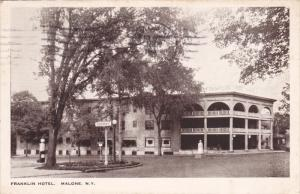 Franklin Hotel , FRANKLIN , New York , 00-10s