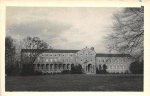 G93/ Cincinnati Ohio RPPC Postcard? c1930s St Gregory's Seminary 3