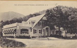 Woodstock, New Hampshire - The Jack-O-Lantern Tavern - 1939