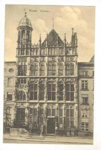 Wesel, Germany, Rathaus, 00-10s