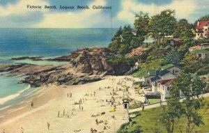 USA Victoria Beach Laguna Beach California Linen 03.93