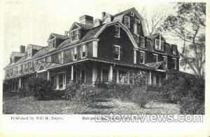 Baldpate Inn Georgetown MA Unused