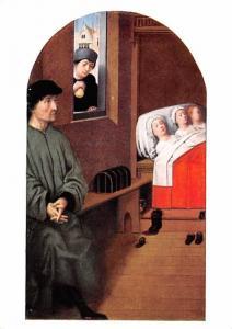 Gerard David - St Nicholas