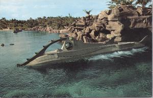 Disney World, 20,000 Leagues under the sea, Nautilus Submarine Ride