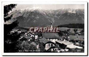 Postcard Old DGLS I Mit Tirol Nordkette
