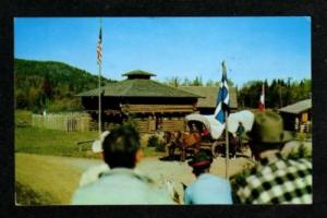 NY Frontier Town Amusement Park NORTH HUDSON NEW YORK