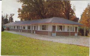 Stone-House Motel, Willow Street, Truro, Nova Scotia, Canada, 1940-1960s