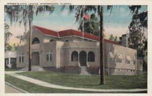 WINTER HAVEN , Florida, 1925 ; Women's Civic League