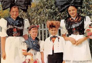 Hanauer Trachtengruppe beim Zwetschgenfest in Buehl