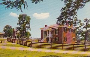 Appomattox Court House National Historical Park Virginia