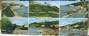 England Ventnor Isle of Wight multi-view - marked