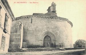 Spain Salamanca San Marcos 02.13