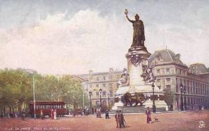 AS, Place De La Republique, Ville De Paris, France, 1900-1910s