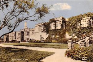 Haddon Hall -