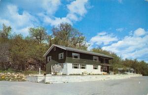 East Dorset Vermont~Marbleledge Lodge & Cottages~US Route 7~1960s Postcard