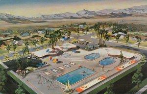 PASADENA , California, 1950-60s ; Penguin Pool Clubs